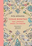 Arte Antiestrés: Cosas bonitas. 100 láminas para colorear (OBRAS DIVERSAS)