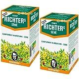 ⭐️ TOP MINCEUR ⭐️ Lot de 2 boîtes Ernst Richter Complément alimentaire Séné 30g - 100% à base de plantes naturelles   Spécial