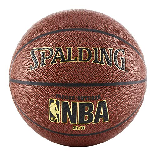 088259c3739b2 Spalding NBA ZI/O Intérieur/extérieur Basketball – Taille officielle 7  (74,9 cm)