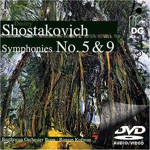 Shostakovich: Symphonies 5 & 9