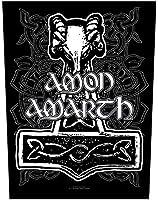 Amon Amarth Hammer Rückenaufnäher