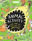 Animal Activity: Cut, fold and make your own wild things! (Chameleons)