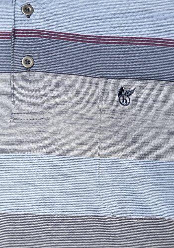 hajo Herren Zweiteiliger Schlafanzug Marine