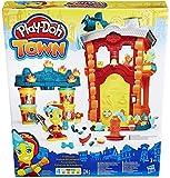 Hasbro Play-Doh B3415EU4 - Town Feuerwache, Knete