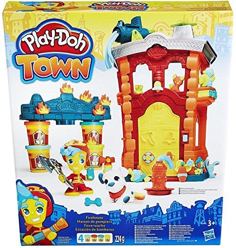 Play-Doh Town Feuerwache & Co.