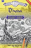 Graphic of Vincent Van Gogh s, Starry Night: Drawing and Ink graphic made easy step by step: Volume 2 (Masters of Modern Art (MoMA))