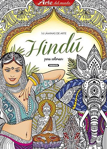 Descargar Libro Láminas de arte hindú (Arte del mundo) de Susaeta Ediciones S A