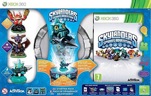 [UK-Import]Skylanders Spyros Adventure Game Starter Pack XBOX 360