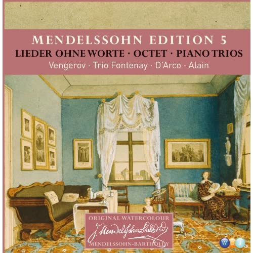6 Songs Without Words Op.38 : No.2 In C Minor, 'Lost Happiness'