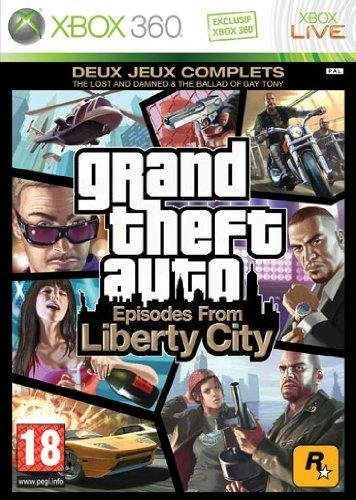 GTA: Episoden FROM Liberty City