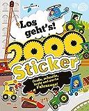 2000 Sticker - Fahrzeuge