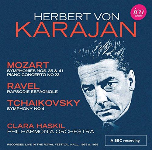 Mozart, Ravel & Tchaikovsky: O...