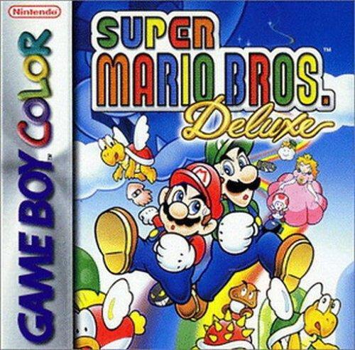 Super Mario Bros. Deluxe (Super Mario Bros Game Boy Color)