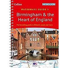 Birmingham & the Heart of England No. 3 (Waterways Guide)