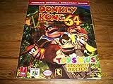 Donkey Kong 64 by Prima (Editor) (1-Nov-1999) Paperback - Prima Publishing (Nov. 1999)