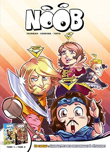 Noob - Fourreau tome 01 + tome 02