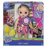 Baby Alive Muñeca mimos y cuidados,, Miscelanea (Hasbro C0957105)