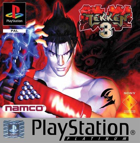 Sony Computer Entertainment Tekken 3 - Platinum