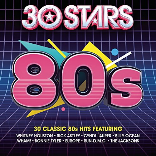 30 Stars of the 80s