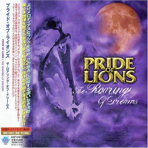 Roaring Lion - Roaring of Dreams [+1