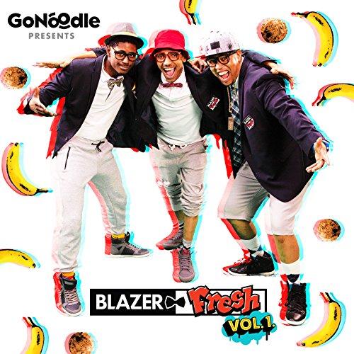 GoNoodle Presents Blazer Fresh, Vol. 1 (Inc Blazer)