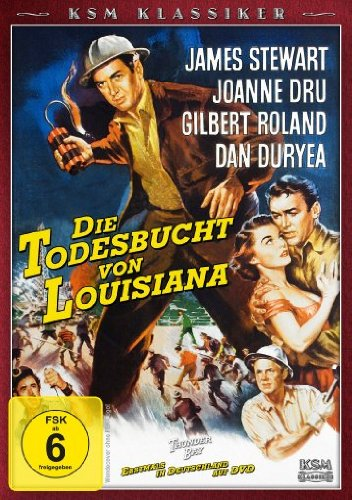 Die Todesbucht von Louisiana - Thunder Bay (KSM Klassiker)