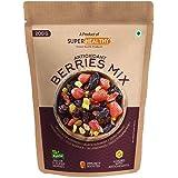 Super Healthy Berries Mix - Dried Mixed Berries   Organic Berry Mix   7+ Varieties like Cranberries, Blueberries, Strawberrie
