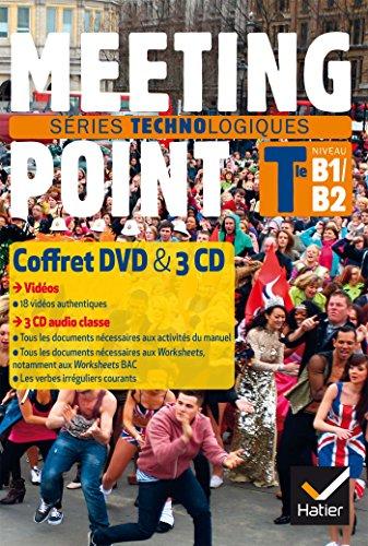New Meeting Point Tle séries technologiques éd. 2016 - Coffret CD audio DVD