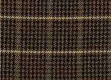 Stoff Tweed Meterware - 80% Wolle / 20% Polyester - Braun