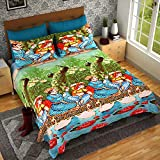 HOME DECOR King Size Cotton Bedsheet In ...
