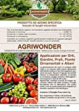 AGRIWONDER - Bio-Attivatore in pastiglie idrosolubili - 1 pastiglia/1000mq. immagine