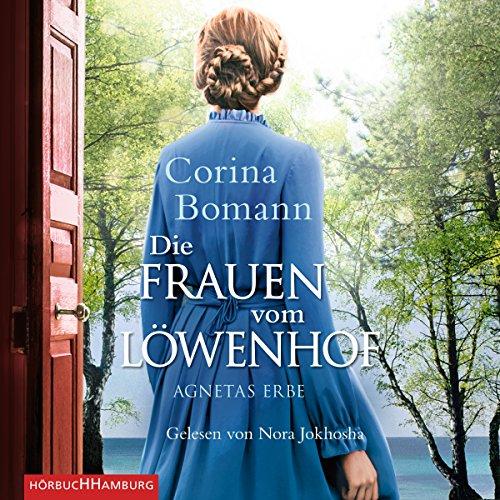 Buchseite und Rezensionen zu 'Die Frauen vom Löwenhof' von Corina Bomann