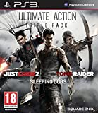Ultimate Action Triple Pack - Just Cause...