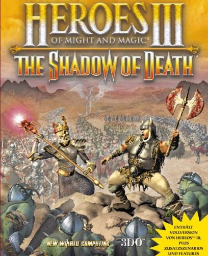 Heroes of Might and Magic III - Shadow of Death