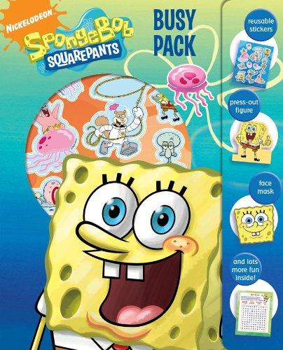 Preisvergleich Produktbild SpongeBob Busy Pack