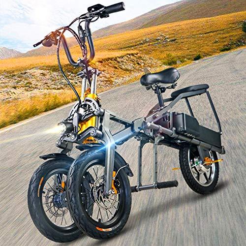 ZHaoZC Bicicleta eléctrica para Adultos