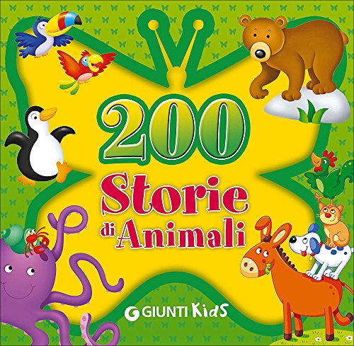 200 storie di animali. Ediz. illustrata