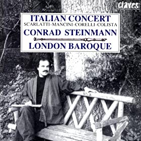 Italian Concert for Recorder