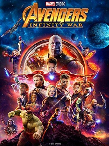 Avengers: Infinity War (4K UHD) [dt./OV] Guardian Monitor