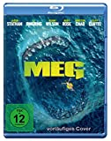 MEG [Blu-ray] - Mit Jason Statham, Bingbing Fan, Cliff Curtis