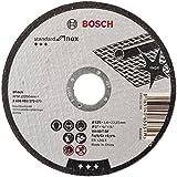 Bosch 2608601260 Tronçonneuse promo 125 x 1,6 mm inox WA 60 T BF 125 mm 22,23 mm 1,6 mm