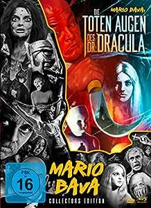 Die toten Augen des Dr. Dracula - Mario Bava - Collection #3 [Blu-ray]