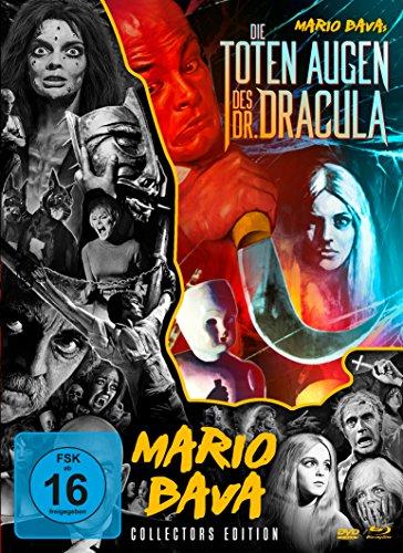 Bild von Die toten Augen des Dr. Dracula - Mario Bava - Collection #3 [Blu-ray]