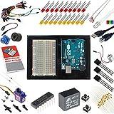 Arduino Uno R3 Ultimate Starter Kit -- Inklusiv 72 Seite Benutzerhandbuch