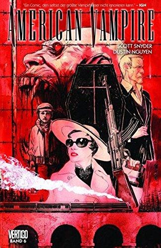 American Vampire: Bd. 6: Herr der Albträume