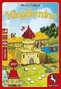 Pegasus Spiele 57100G - Kingdomino