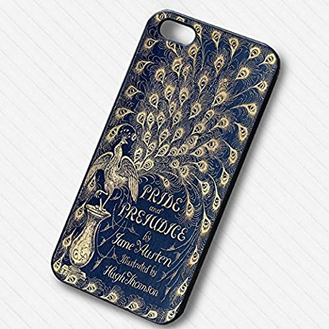 Book cover peacock art for Cover Iphone 6 and Cover Iphone 6s Case I8B1JV - Show Off Peacock