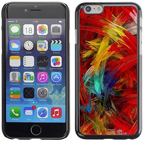 Graphic4You Chinese Painting Design Harte Hülle Case Tasche Schutzhülle für Apple iPhone 6 Plus / 6S Plus Design #3