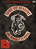Sons of Anarchy - Complete Box [30 DVDs] -