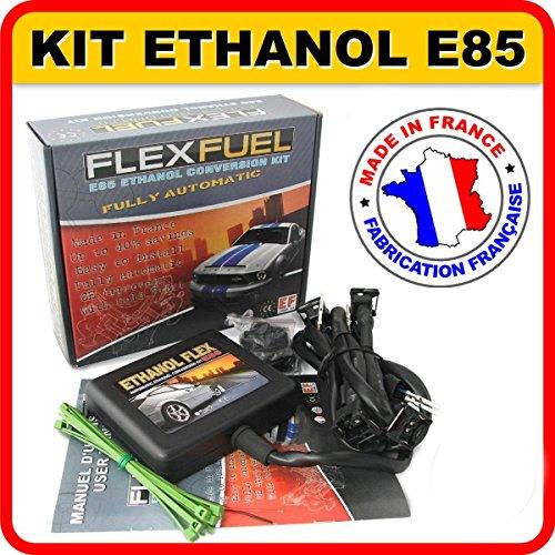 Kit Ethanol E85 4-cylindres pour: Renault, Peugeut, Citroen, Ford, BMW, Audi... (Connecteurs Honda)